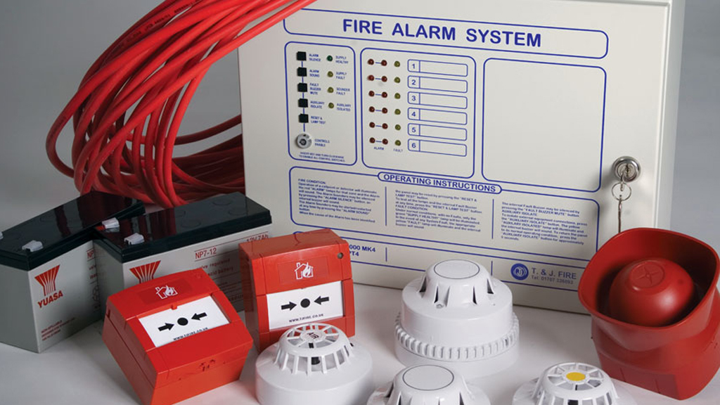 Fire Alarms – Installation Tip